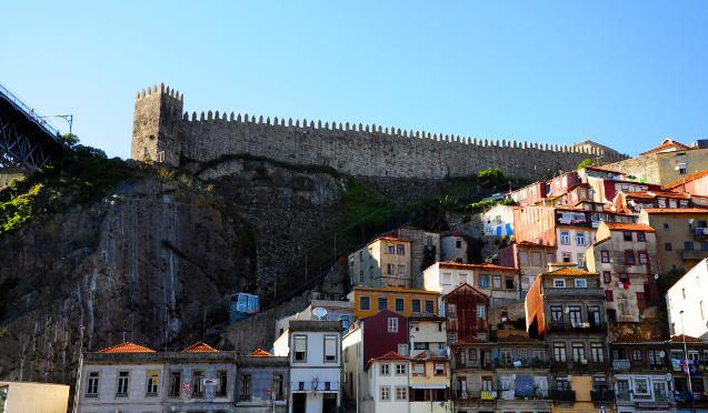 Muralha-Fernandina-Porto