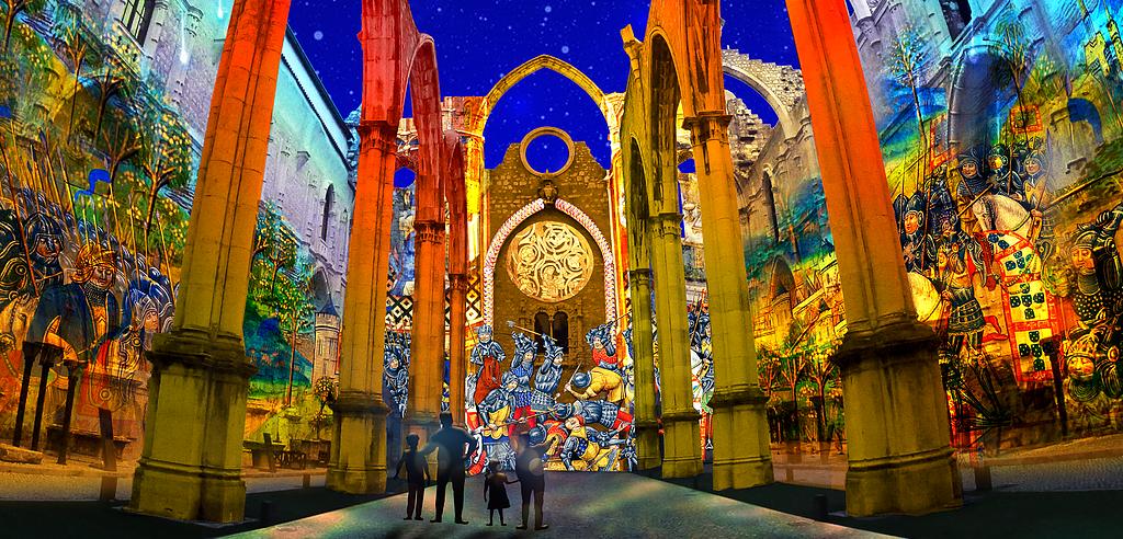 Passatempo Lisbon Under Stars