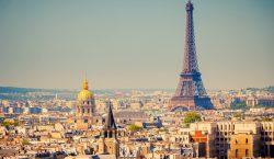 Paris: Fim de Semana por 179€ por pessoa (Voos + Aparthotel)