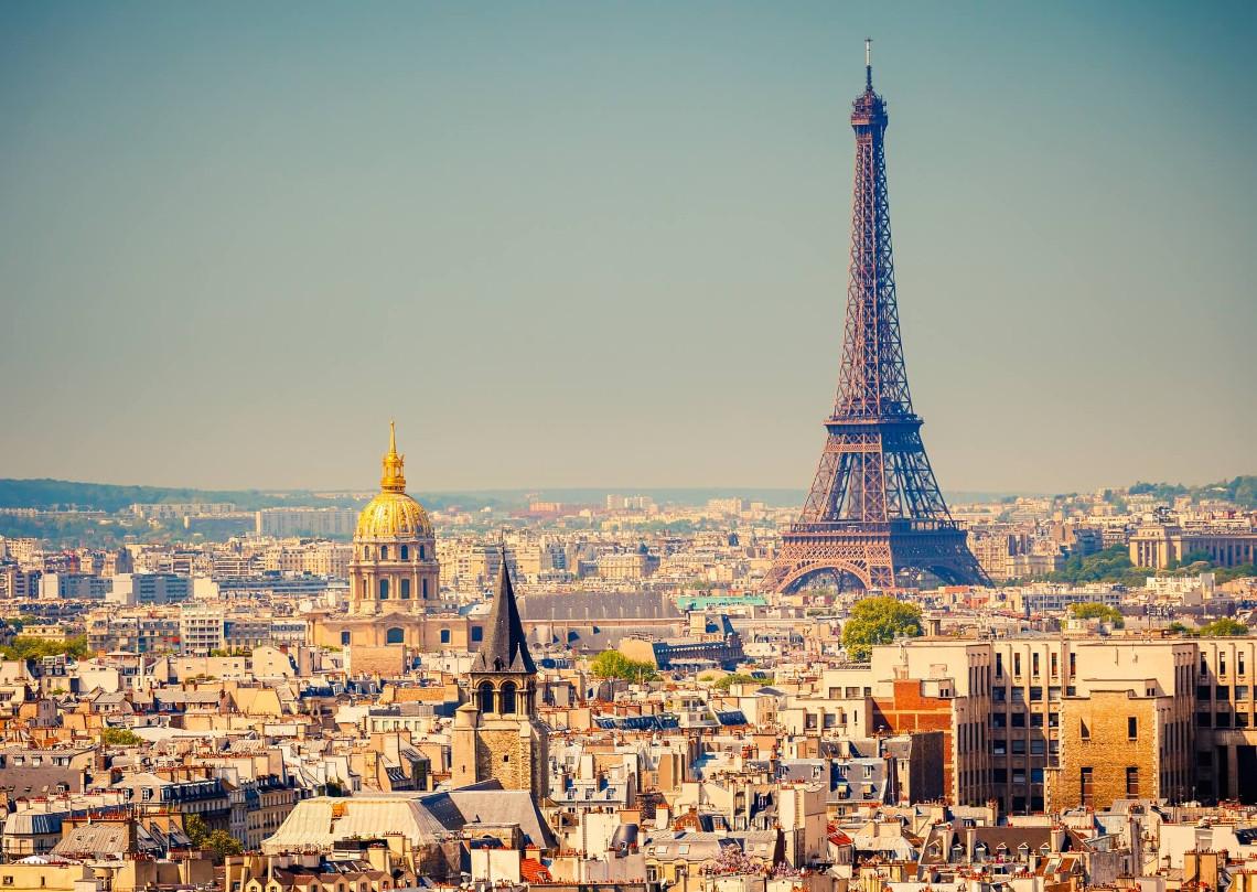 Paris: Fim de Semana em julho por 179€ por pessoa